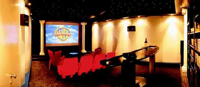 Bis zum home theater for Innendekoration schaffhausen